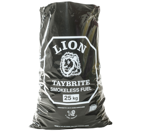 Lion Taybrite Smokeless Fuel